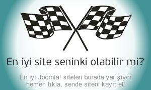 Joomla! Portalı En İyi Siteler Yarışıyor