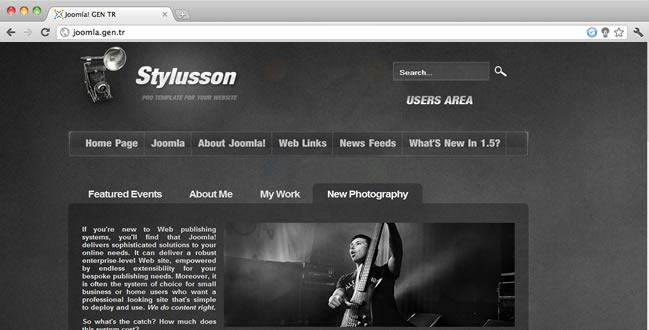 Stylusson